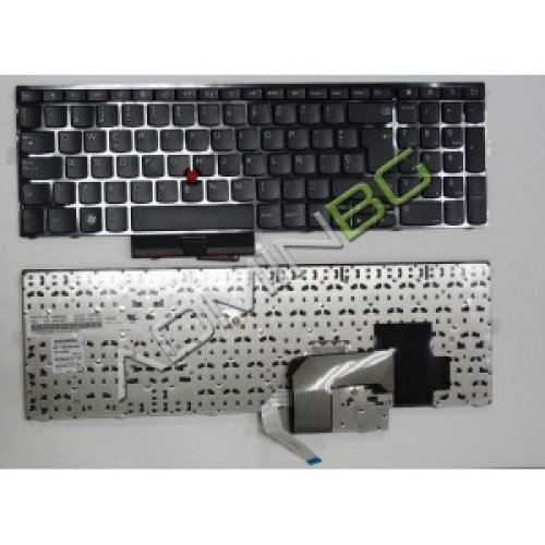 Клавиатура за лаптоп Lenovo ThinkPad Edge E520 Black