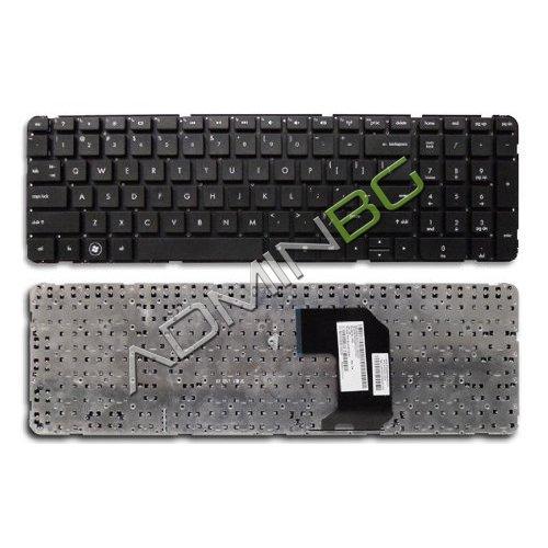 Клавиатура за лаптоп HP Pavilion G7-2000 Black Without Frame US с Кирилица