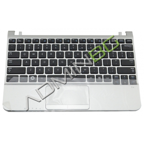 Клавиатура за лаптоп Samsung NC208 NC210 NC213 NC215 Top Cover US Black