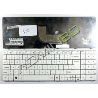 Клавиатура за лаптоп Packard Bell EasyNote TJ68 TJ66 White US