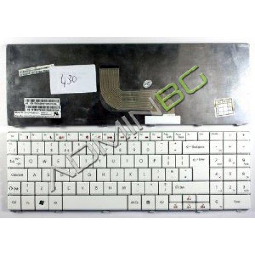 Клавиатура за лаптоп Packard Bell EasyNote TJ68 TJ66 TJ72 TJ76 NV74 White UK