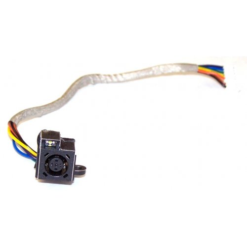 Букса за лаптоп (DC Power Jack) Dell Studio 1535 1536 1537 1555 With Cable