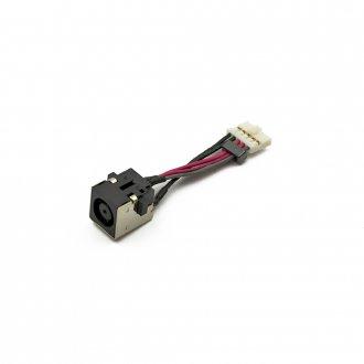 Букса за лаптоп (DC Power Jack) PJ986 Dell Latitude E5450 с Кабел / With Cable