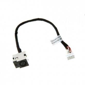 Букса за лаптоп (DC Power Jack) PJ231 HP G7-1000 Series с Кабел / With Cable