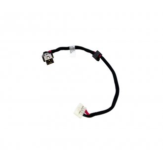Букса за лаптоп (DC Power Jack) PJ861 Lenovo IdeaPad 100 100-15 100-15IBY 4.0x1.7mm With Cable / С Кабел