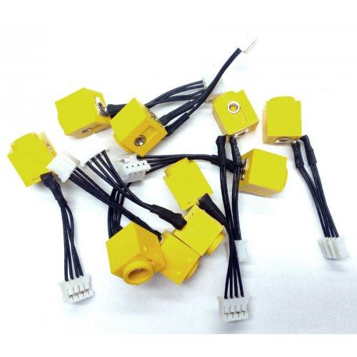 Букса за лаптоп (DC Power Jack) PJ060 Lenovo IBM T40 T41 T41p T42 T42p T43 T43p R50 R50e R50p R51 R51e