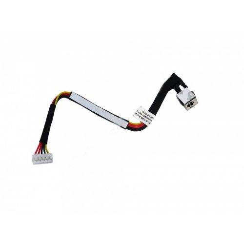 Букса за лаптоп (DC Power Jack) PJ116 HP Compaq V3000 4.8x1.7 With Cable