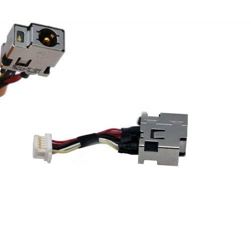 Букса за лаптоп (DC Power Jack) PJ298 HP DM1-1000 DM1-2000 With Cable