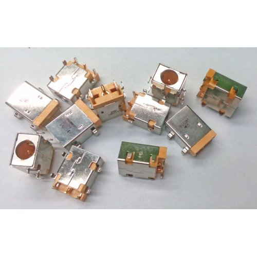 Букса за лаптоп (DC Power Jack) PJ443 1.65mm center pin (5.5x1.65mm) Acer Aspire 4738 4738Z 4738G 4738ZG 4253 4253G