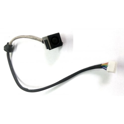 Букса за лаптоп (DC Power Jack) PJ525 Dell Inspiron N4110 M4110 Vostro 3450 With Cable
