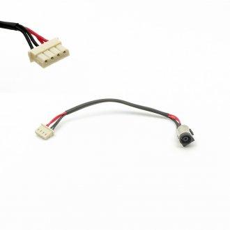 Букса за лаптоп (DC Power Jack) PJ834 Sony SVF 15 SVF15 With Cable (14 cm)