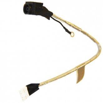 Букса за лаптоп (DC Power Jack) PJ596 Sony Vaio SVE17 с Кабел / With Cable