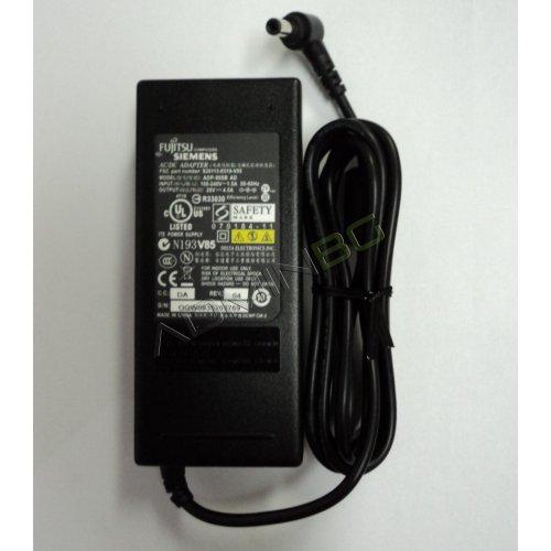 Оригинално Зарядно за лаптоп (Original Laptop Adapter) Fujitsu Siemens - 20V / 3.25A / 65W - (5.5x2.5)
