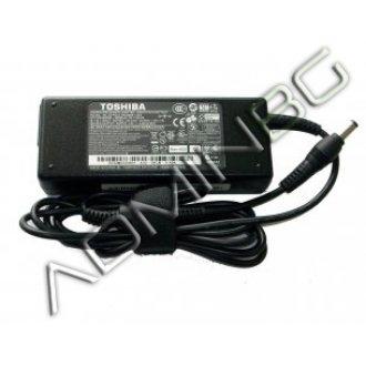 Оригинално Зарядно за лаптоп (Original Laptop Adapter) Toshiba - 19V / 1.58A / 30W - (5.5x2.5)