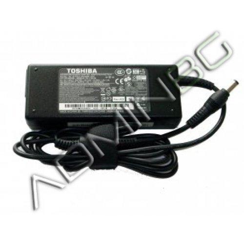 Оригинално Зарядно за лаптоп (Original Laptop Adapter) Toshiba - 15V / 5.0A / 75W - (6.3x3.0)