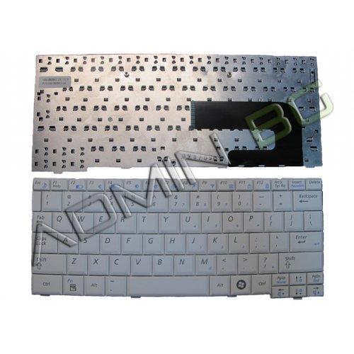 Клавиатура за лаптоп Samsung Mini Laptop N120 White US