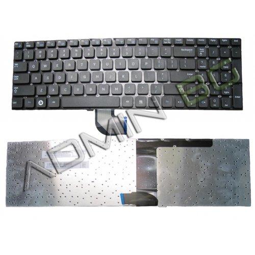 Клавиатура за лаптоп Samsung RF510 RF511 QX530 SF510 SF511 US Черна с Кирилица