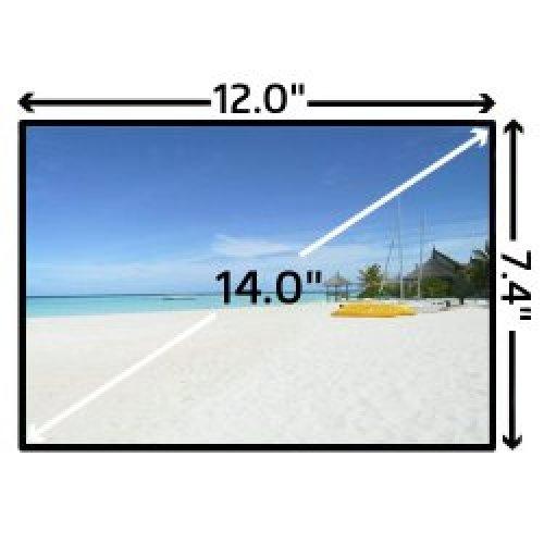 Матрица за лаптоп (Дисплей) 14.0 N140B6-L06 (U/D) LED Razor (1366x768) - Гланцова / Glossy
