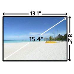 """Матрица за лаптоп (Дисплей) 15.4"""" TX39D30VC1GAA LCD  WXGA, 2CCFL"""