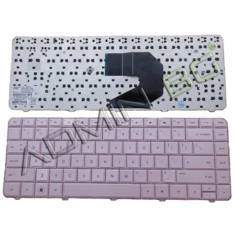 Клавиатура за лаптоп HP Pavilion G4-1000 G6-1000 CQ43 CQ57 CQ58 Розова