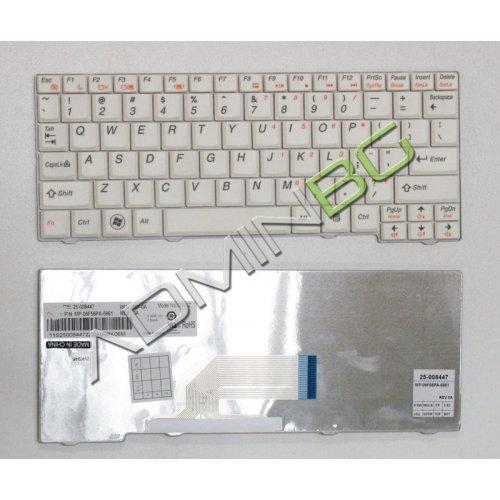 Клавиатура за лаптоп Lenovo IdeaPad S10-2 White