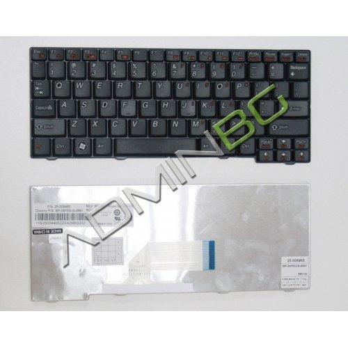 Клавиатура за лаптоп Lenovo IdeaPad S10-2 Black