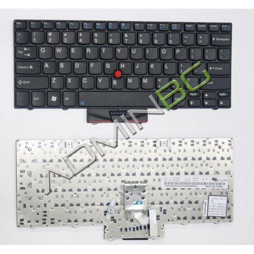 Клавиатура за лаптоп Lenovo ThinkPad X100 X100E Black