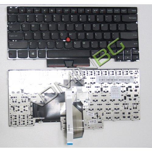 Клавиатура за лаптоп Lenovo ThinkPad Edge E430 Black Frame Black