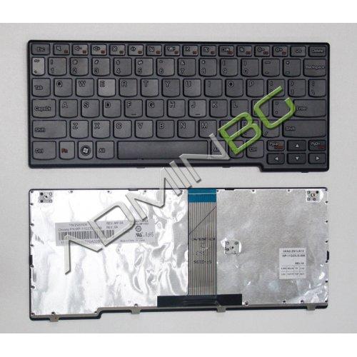 Клавиатура за лаптоп Lenovo S206 S110 Black Frame Black