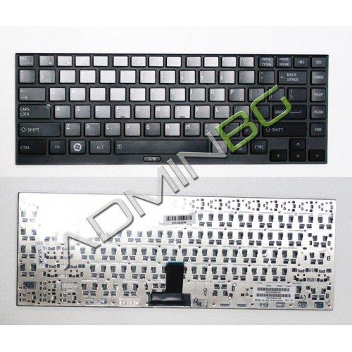 Клавиатура за лаптоп Toshiba Portege R700 R630 R705 R730 R830 R833 R835 R930 R935 Черна